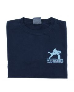Youth Tack Room Comfort T-Shirt with Long Sleeves and No Pocket