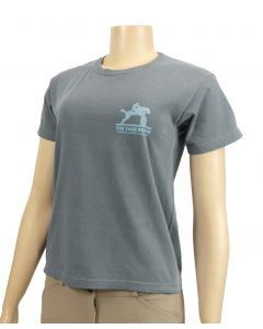 Tack Room Comfort Tee with Front Pocket
