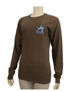 Long Sleeve Tack Room T-Shirt w/o Pocket
