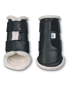 Valena Wool Back Front Boot