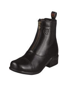 Ariat Ladies Heritage Rt Zip Round Toe Paddock Boot