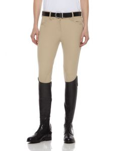 Ariat Heritage Euroseat Front Zip Low Rise Breech