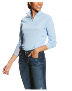Ariat Ladies Solid Sunstopper 1/4 Zip