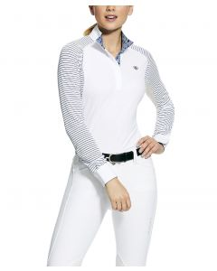Ariat Ladies Marquis Long Sleeve Show Top