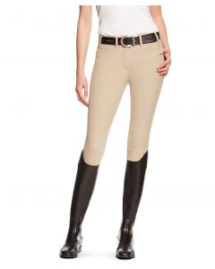 Ariat Ladies Heritage Elite Low Rise Knee Patch Breech