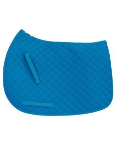 TuffRider Cotton Quilted Saddle Pad