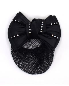 Show Bow with Rhinestones Perri's