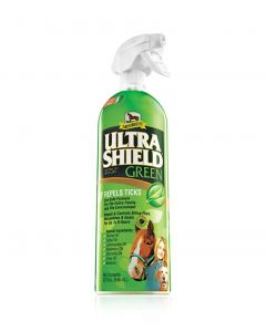 UltraShield Green Natural Fly Spray 32oz