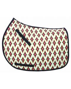 Caylee Cool-Rider A/P Bamboo Saddle Pad