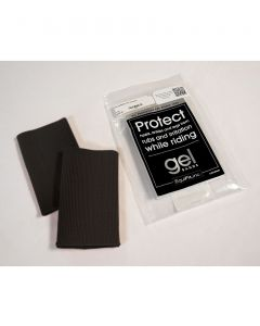 "Black 3"" x 5"" Gel Bands 2-Pack"