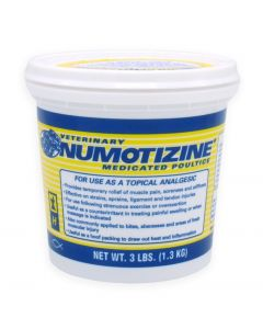 Numotizine Medicated Poultice 3lb