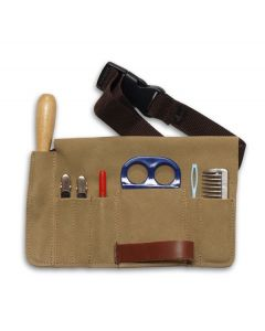 Medium Size Suede Leather Braiding Kit