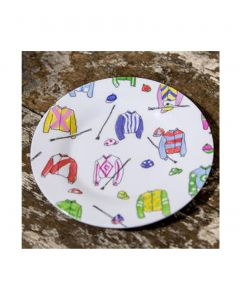 Melamine Luncheon Plate