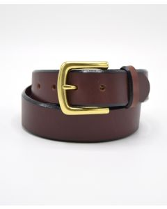 Brighton English Bevel Leather Belt