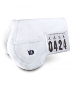 SuperQuilt Close Contact Competition Pad with Number Pocket