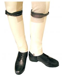 Intrepid Leather Jodphur Garter Straps