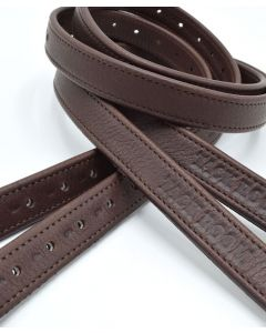 M. Toulouse Double Leather Covered Stirrup Leathers