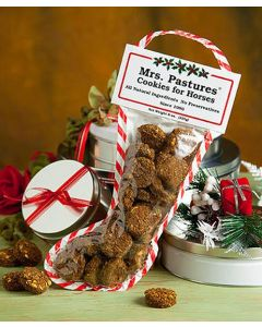 Mrs. Pastures Cookies for Horses 8oz Christmas Stocking