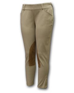 Tailored Sportsman Girls Trophy Hunter Side Zip Breech