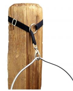 Bucket Strap with Trigger Hook