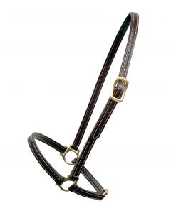 Walsh Grooming Halter, Double Stitched 3/4 inch