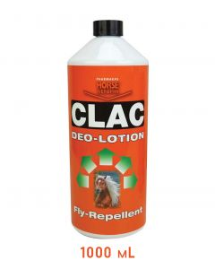 Clac Deo-Lotion 1000mL Concentrate Fly Spray