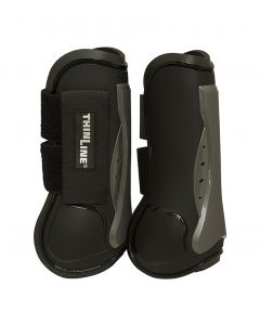 ThinLine Flexible Filly Air Shock Open Front Tendon Boots