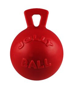 Tug-N-Toss Jolly Ball 6""