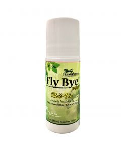 Jack's Fly Bye Plus Fly and Mosquito Roll-On 3 oz