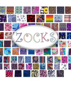 Ladies Zocks Boot Socks