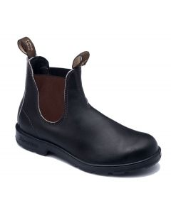 Mens & Womens Blundstone 500 Stout Brown Paddock Boot