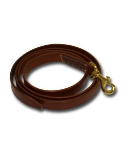 Walsh Leather Lead Shank with out Chain