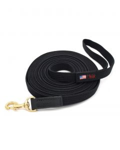 Walsh 30' Cotton Lunge Line with Hand Loop