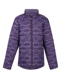 Kerrits Kids Horse Crazy Quilted Jacket
