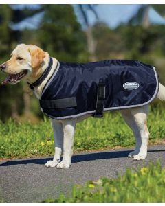 WeatherBeeta 420D Fleece Lined Windbreaker Dog Coat