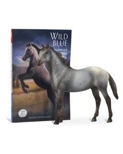 Breyer Wild Blue Book & Model Set