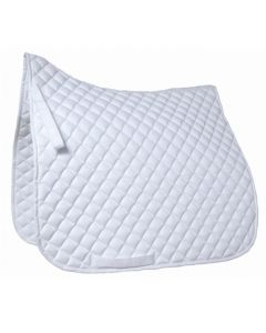 Roma Quilted High Wither Dressage Saddle Pad