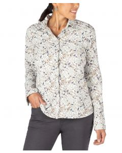 Kerrits EQL Journey Printed Button Front Shirt
