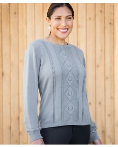 Kerrits EQL Lucky Organic Cotton Sweater