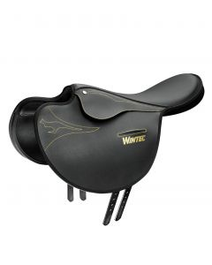 Wintec Excercise Saddle with Full Tree & Cair
