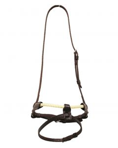 Walsh Rope Caveson with Flash Noseband