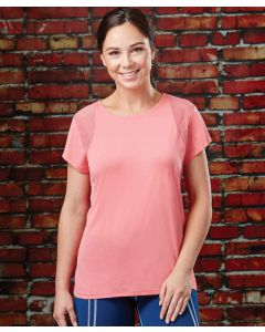 Dublin Ladies Pavo Short Sleeve Tech Top