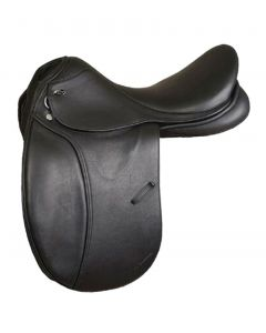 Toulouse Diana Pro Wool Flocked Saddle with Genesis System