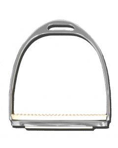 Exercise Stirrup Irons W/Pads