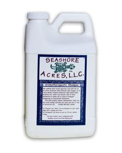 Seashore Acres Aromatherapeutic Shampoo 1/2 Gallon
