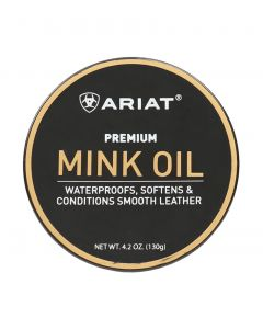 Ariat Premium Mink Oil Paste 4.2oz
