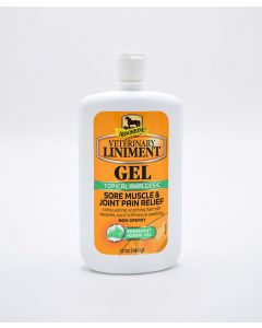 Absorbine Veterinary Liniment Gel 12oz