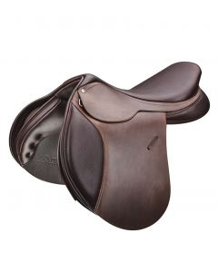 New Bates Caprilli Close Contact Classic Saddle w/ Cair