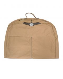 Zeppelin Products Canvas Garment Bag with Concho
