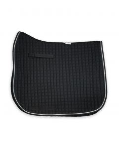 PRI Equu Felt Quilted Extra Long Dressage Show Pad